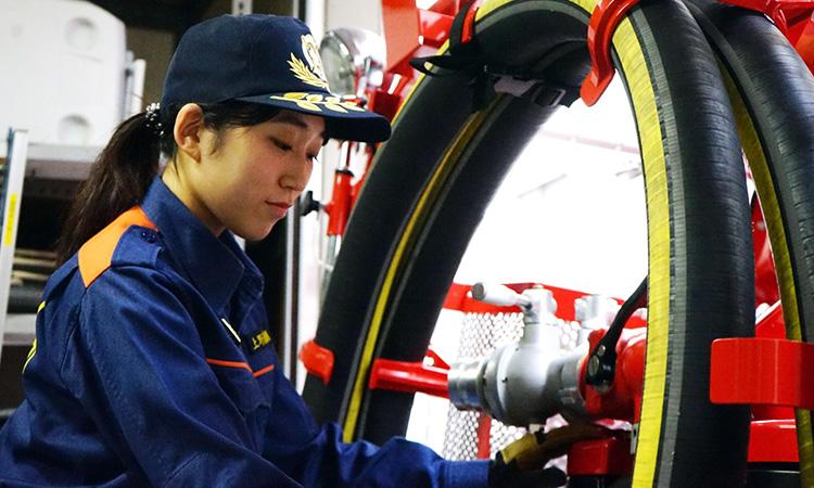 特別区学生消防団活動認証制度について